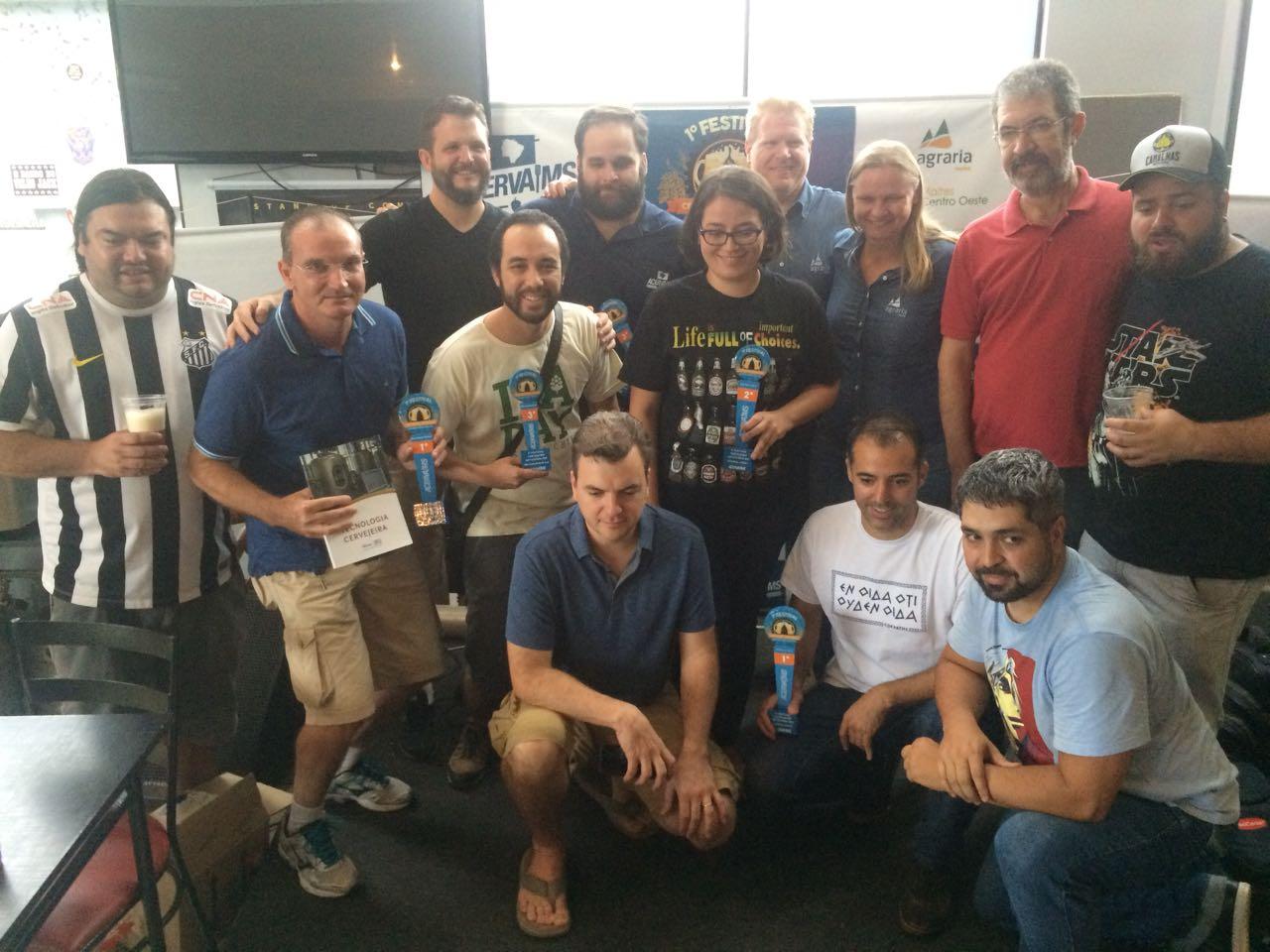 1º Festival Cervejeiro Artesanal de MS – Resultado