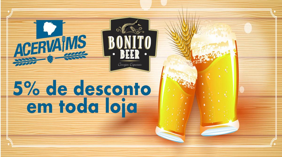 Parceria Bonito Beer / ACervA/MS