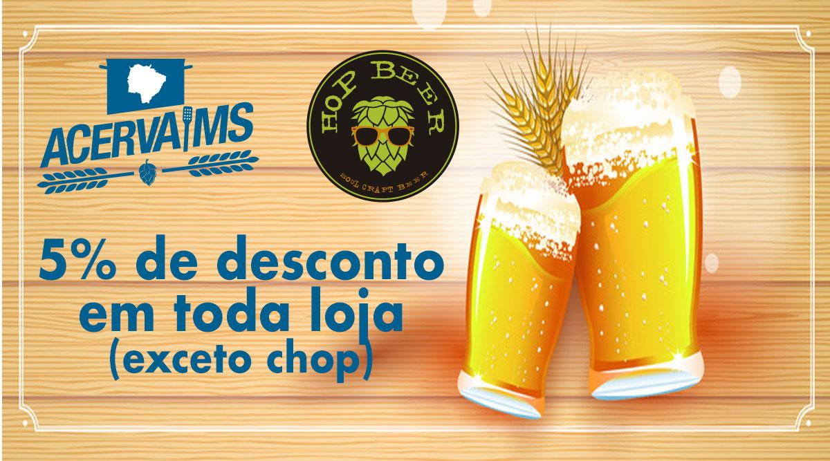 Parceria Hop Beer / ACervA/MS