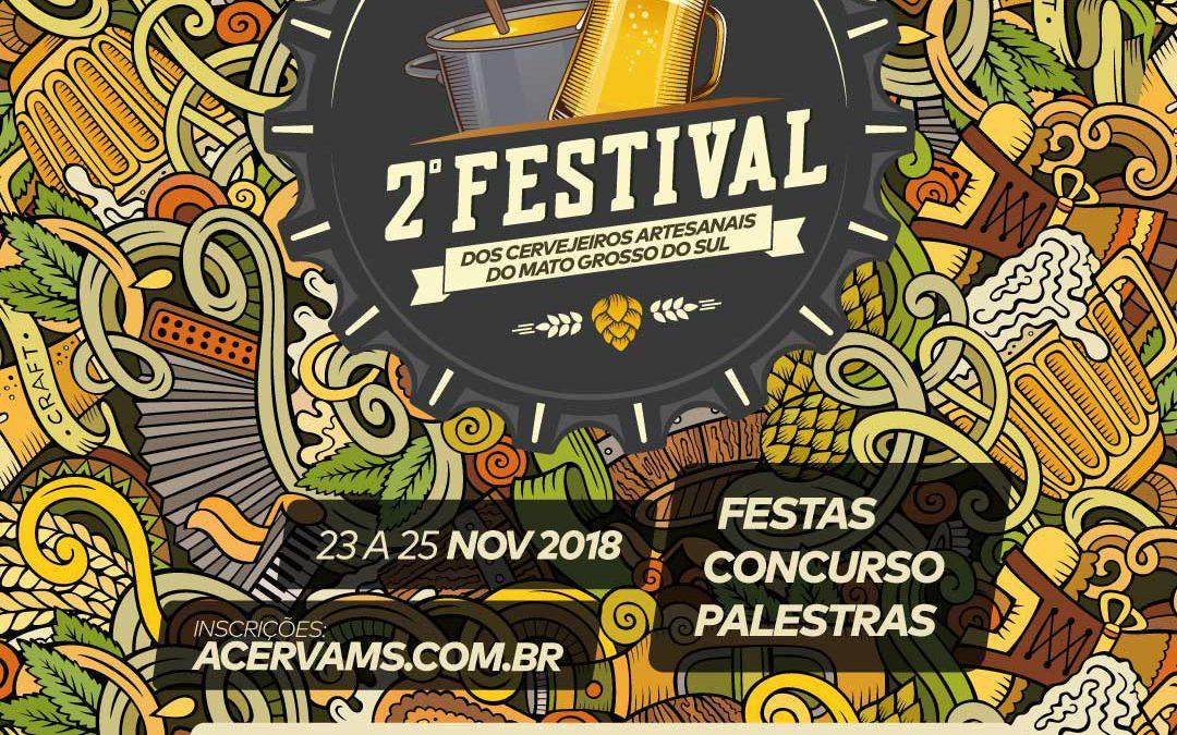 2° Festival Cervejeiro Artesanal do MS – Palestras