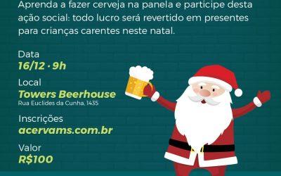 3º Curso de Produção de Cerveja na Panela