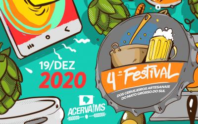 4º Festival dos Cervejeiros Artesanais do Mato Grosso do Sul